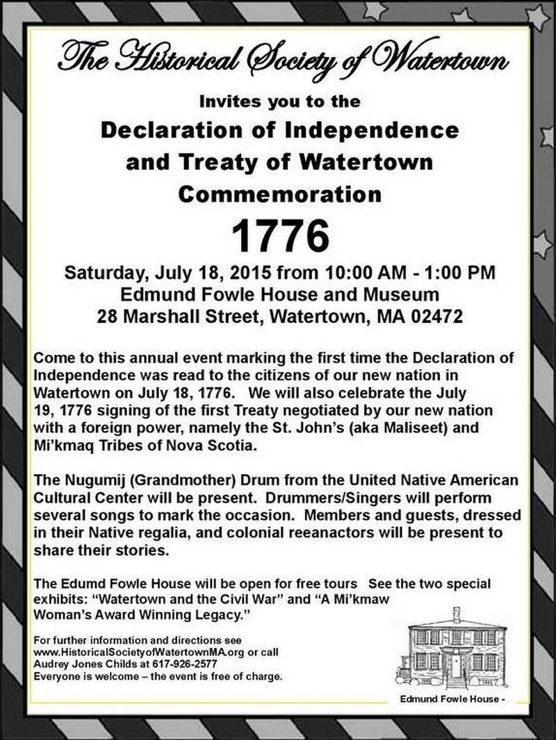 native americans and the declaration of A declaration of war 500 representatives from 40 different tribes and bands of the lakota unanimously passed a declaration of war against exploiters of lakota spirituality to join us in calling for an immediate end to this rampant exploitation of our respective american indian.